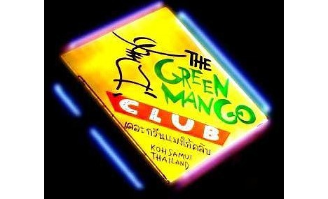 Green Mangoの写真