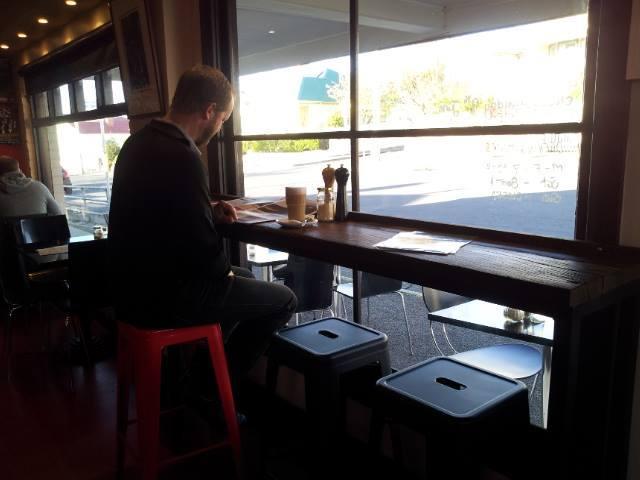 The Lansdowne Café