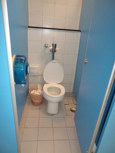 Big-c サパンマイ 2Fトイレ